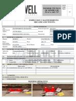 INFORME TECNICO AKL-727