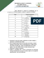 Examen final Controladores PID