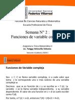 Funciones de variable compleja _semana2