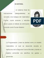 PRESENTACION Sesion 5 Metodo Simplex