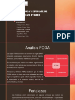 ANALISIS FODA Y DIAMANTE DE PORTER- alicorp, etc