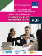 U3 Proceso de Contratación de Personal 16.03.20
