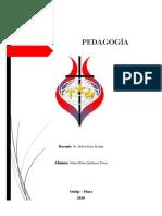 SESIÓN DE APRENDIZAJE_PEDAGOGIA