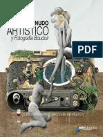 Taller de Desnudo Artístico - Brochure informativo