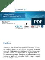 Cyber Reinsurance
