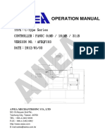 AF 650 Operation Manual AFEQFI03