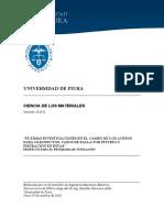 TRABAJO DE MATERIALES