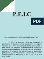 Presentacin PEIC.