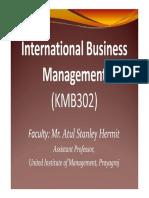 Unit 1 Notes__International Business Management__KMB302