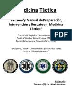 PENSUN DEL CURSO DE MEDICINA TACTICA (MEDTAC)