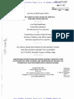 LCR v USA Zernik Motion for Time Extension