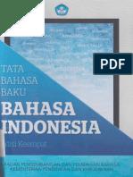 Tata Bahasa Baku Bahasa Indonesia (TBBBI) Edisi IV