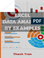 Excel data analysis by examples Excel data analysis for complete beginners, Step-By-Step Illustrated Guide to Mastering Excel data analysis (Excel advance Book 1) by Thanh Tran (z-lib.org).epub.pdf