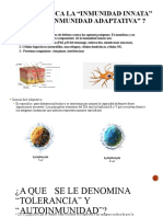 Tarea Aplica N°1 Inmunologia