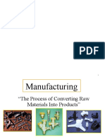 01) Theory of Material Removal Processes, Single point tool and cutting tool geometry