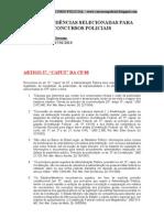 COLETÂNEA DE JURISPRUDÊNCIA PARA CONCURSOS POLICIAIS 01 - 2010