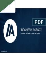 Media Profile @ Indonesia Agency