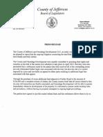 Jefferson County announces settlement with Onondaga Development LLC