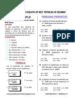 Matematic3 Sem 27 Guia de Estudio Interes Simple Ccesa007
