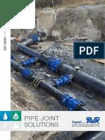 AVK SVMC Pipe Joints Brochure (1)