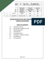 09. Saf-Hazard Identification ABE-SA-HI-01