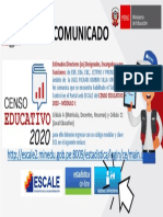 Censo Educativo 20120