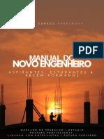 ✔ Manual do Novo Engenheiro - 1a Edição (Duomo Cursos)