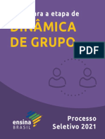Ebook Dinâmica de Grupo Ensina Brasil
