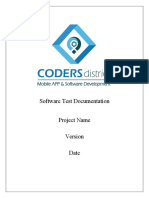 Software test documentation IEEE 829.docx