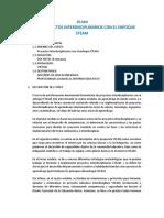 Silabo_Proyectos_Interdisciplinarios_Enfoque_STEAM