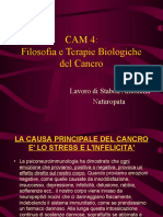 CAM 4 Terapie Biologiche per il Cancro.ppt