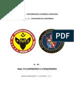 003- O ILUMINISMO E A MAÇONARIA - G1=R00