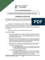 CR_TRAFFIC CODE AMENDMENT_mco_112918