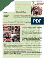 SEMANA 15 - ACTIVIDAD DE EDUCACIÓN FÍSICA-TERCERO