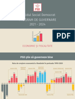 Program de Guvernare PSD