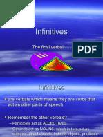 Infinitives (1)