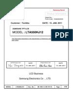 LTA550HJ12-Samsung
