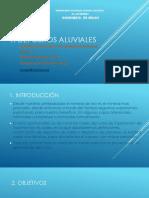1. Despositos aluviales