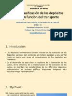 4. Clasificacion de los depositos en funcion del transporte 2