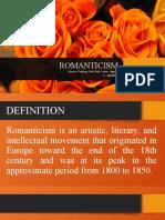 ROMANTICISM-FINAL