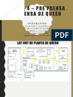 Grupo 4 – Layout de planta de queso