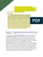 DIFERENCIAS Y SEMEJANZAS DE LA INMUNIDAD INNATA Y ESPECIFICA----- CAMBIOS