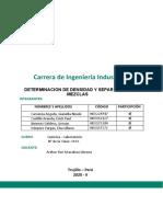 PRÁCTICA N° 3 - DETERMINACION DE DENSIDAD Y SEPARACION DE MEZCLAS.docx