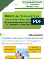 Assunto 2 Legislação vigente sobre Padrões de Potabilidade pra consumo humano.pdf
