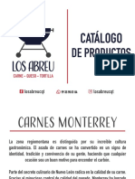 CATALOGO- LOS ABREU