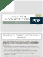 TANYA JAWAB AL QOWAIDUL KHOMSAH 1.pdf