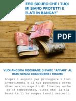 Report ProtezioneFinanziaria