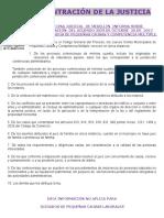 DESCONCENTRACIÓN DE LA JUSTICIA (1)