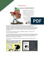 APUNTES TRABAJO INFANTIL LECTURA CRITICA 10