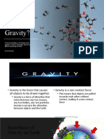What is Gravity? PowerPoint
